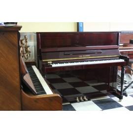 Carl Steinberg, piano droit, 122 acajou poli