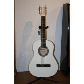 guitare classique Gomez 3/4 blanc