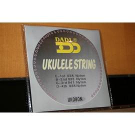 cordes ukulele standard