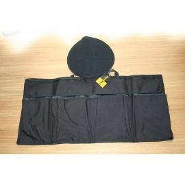 sac professionnel pour mailloches et accessoires pour siège batteur