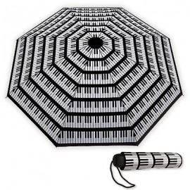 Parapluie touches de piano (pliable)