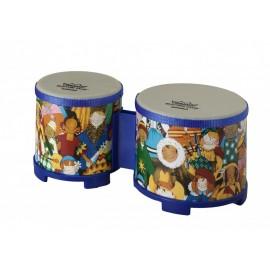 """bongos rythm club 5"""" x 5.5"""""""