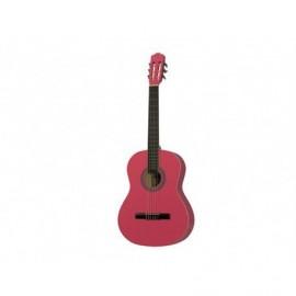 guitare classique Gomez rose