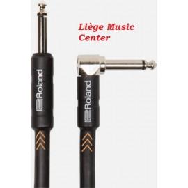câble instrument Roland 6m black