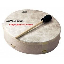 Remo buffalo drum