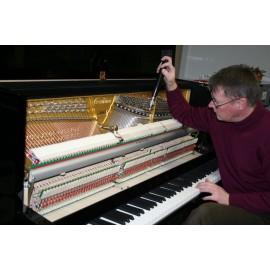 accordage de piano en province de Liège