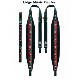 sangle accordéon 120 basses Tiroler