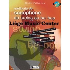 méthode de saxophone Pellegrino