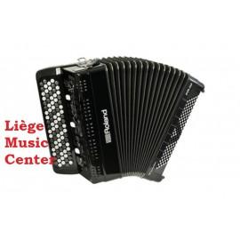 accordéon Roland FR4XB noir