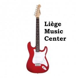 guitare électrique Aria Candy Apple Red