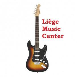 guitare électrique Aria 3 tone Sunburst