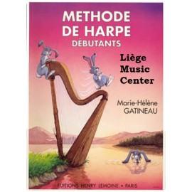 harp methode Gatineau Vol.1