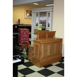 orgue à tuyaux Klop continuo avec 2 registres