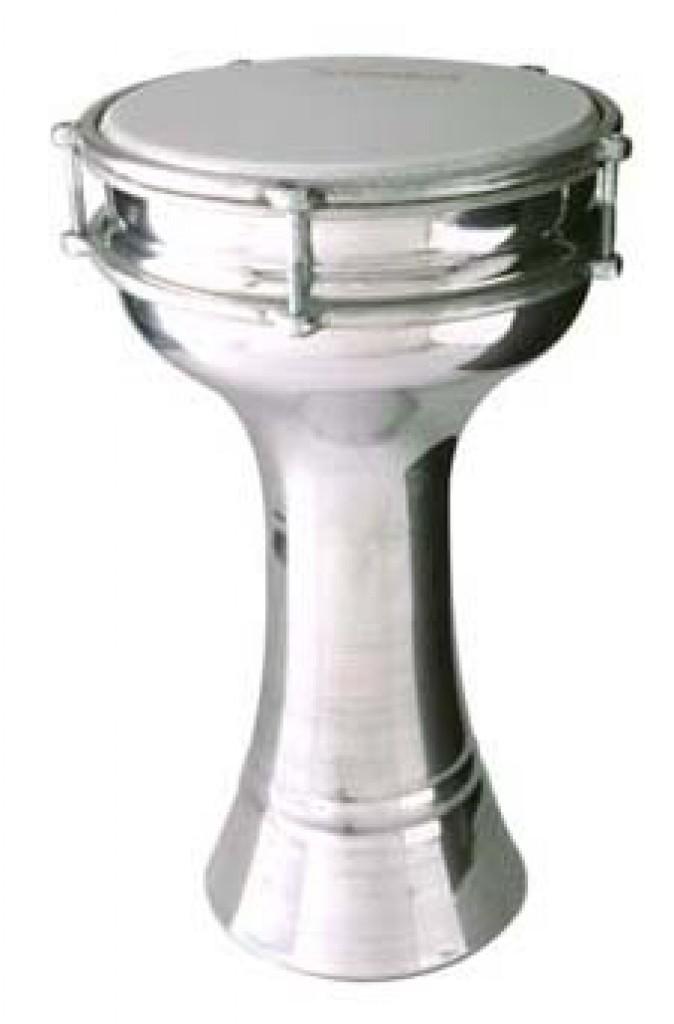 Stagg Darbuka Aluminium Lisse 15cm