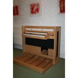elektronisch klassiek orgel Johannus Classic 250