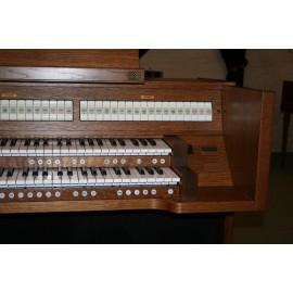 elektronisch klassiek orgel Johannus Vivaldi 250