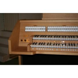 orgue classique Johannus Opus 155