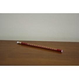 Bleistift Klaviertasten rot