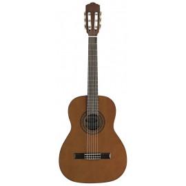 klassieke gitaar Stagg 3/4 épicéa mahonie