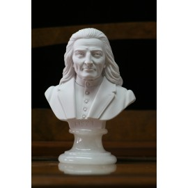 Buste Liszt (16cm), deco piano