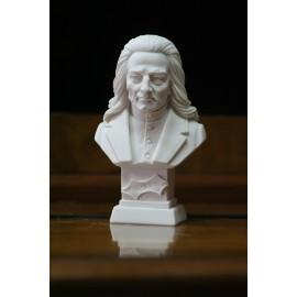 Buste Liszt (11cm), deco piano