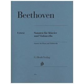 Beethoven, sonates pour piano et violoncelle