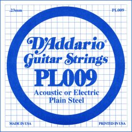 corde pour guitare éléctrique D'Addario