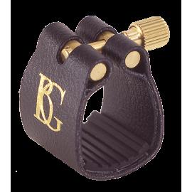 ligature saxophone alto BG standard avec couvre-bec