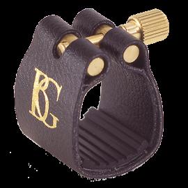 ligature saxophone tenor BG standaard avec couvre-bec