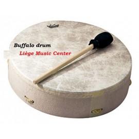 "tambour buffalo drum 12"" Remo 30cm"