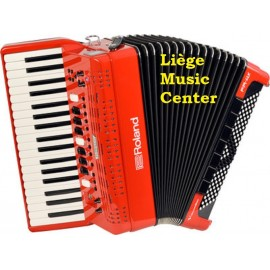 accordéon Roland FR4X rouge