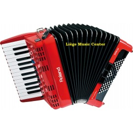accordéon Roland FR-1X rouge