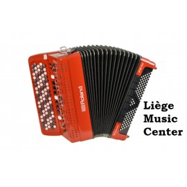 accordéon Roland FR4XB rouge