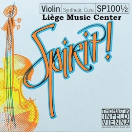 cordes violon Thomastik Spirit 1/2 medium