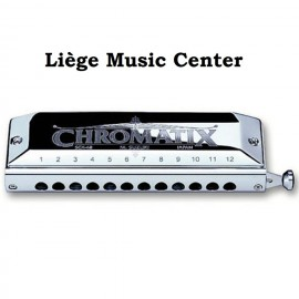 harmonica Suzuki chromatix (12 trous)