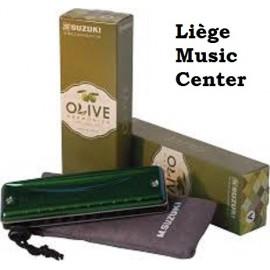 harmonica Suzuki Olive C (do)