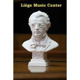 Buste Schubert (11cm), deco piano
