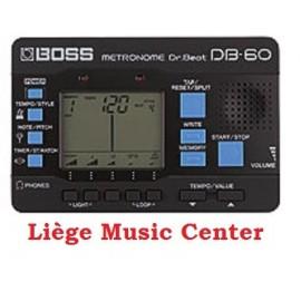métronome Boss DB-60