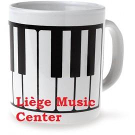 koffiemok pianotoetsen