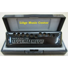 harmonica Suzuki Overdrive Do