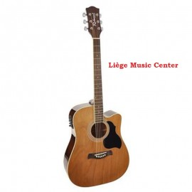 guitare acoustique Richwood EQ active