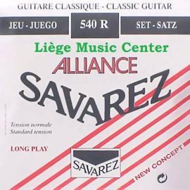 Cordes guitare classique Savarez