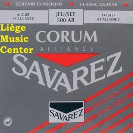 Cordes guitare classique Savarez Corum
