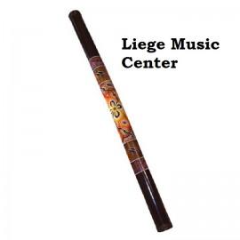 didgeridoo bambou peint Roots