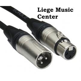 câble microphone XLR Schulz 10m