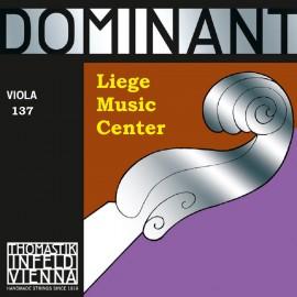 corde violon alto Thomastik Dominant medium Ré'