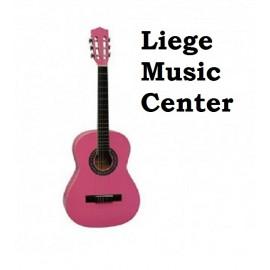 guitare enfant Gomez 1/2 rose