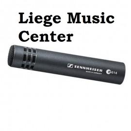 microphone Sennheiser condensation