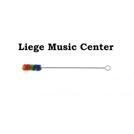 écouvillon flûte soprano Helin 4 cm