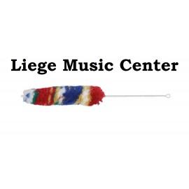écouvillon flûte tenor Helin 12 cm
